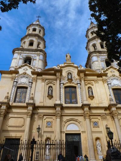 Néo-colonial et baroque dans toute leur splendeur
