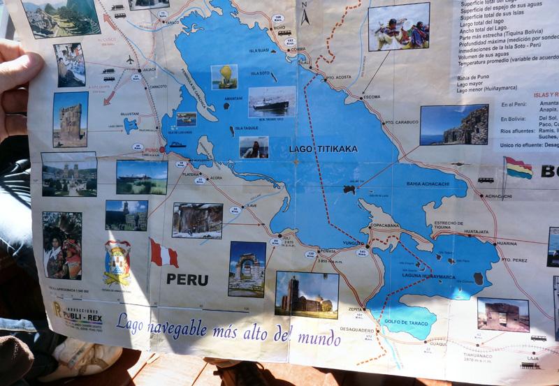 Le concept est simple : plusieurs agences (dont certaines qui soutiennent le commerce équitable) proposent aux intrépides de visiter les deux plus grandes îles péruviennes du lac Titicaca, Amantani et Taquilé. A ces deux îles, s'ajoute la découverte d'un groupe d'îlots appelés flottants, Los Uros.